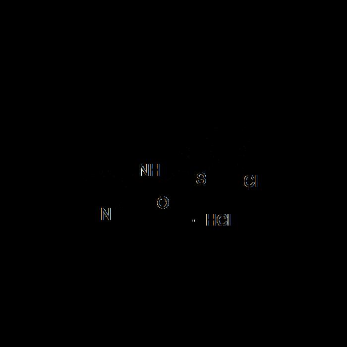 Encenicline hydrochloride